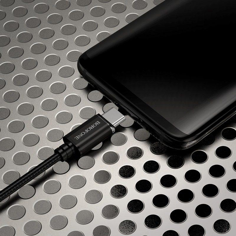 Cable USB to USB-C BU1 MagJet