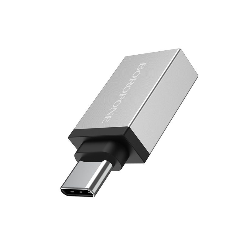Adapter USB-A to USB-C BOROFONE BV3