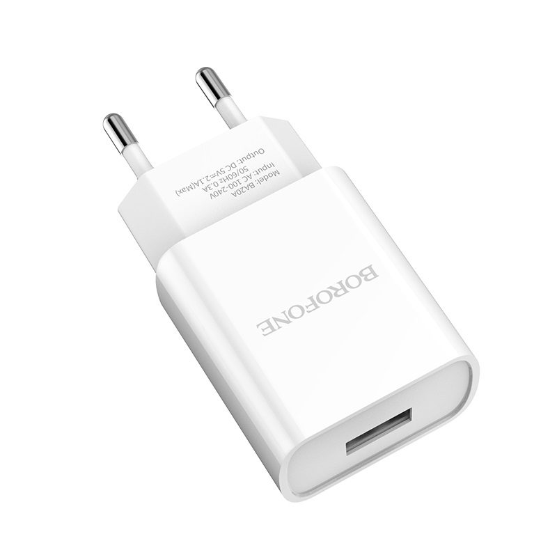 Wall charger BA20A Sharp EU set with cable