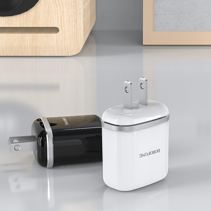 Wall charger BA25 Outstanding US set with cable