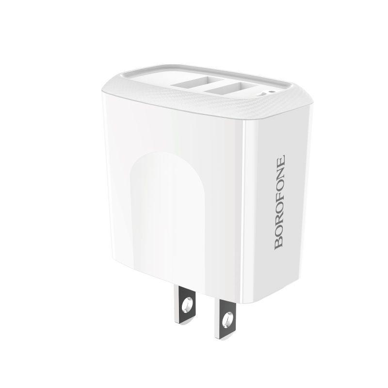 Wall charger BA3 Ezplug US set with cable