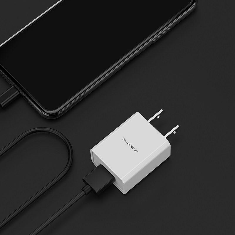 Wall charger BA6 Powerplug US