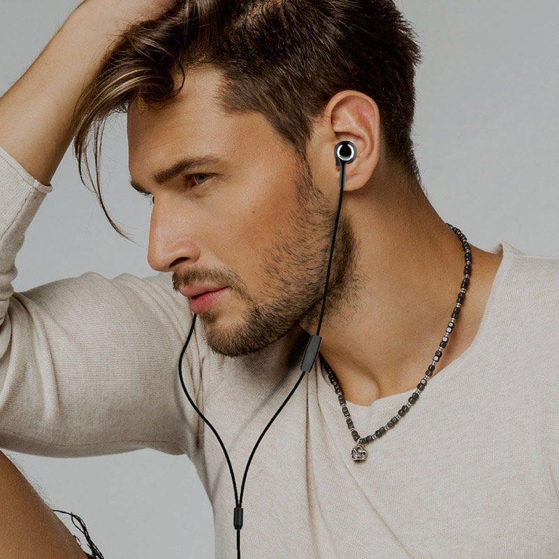 Wired earphones BM12 lightMelody