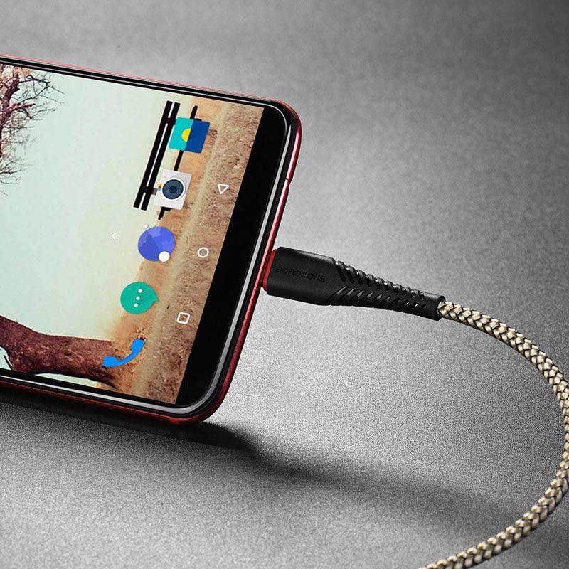 Cable USB to USB-C BX10 SmartSync