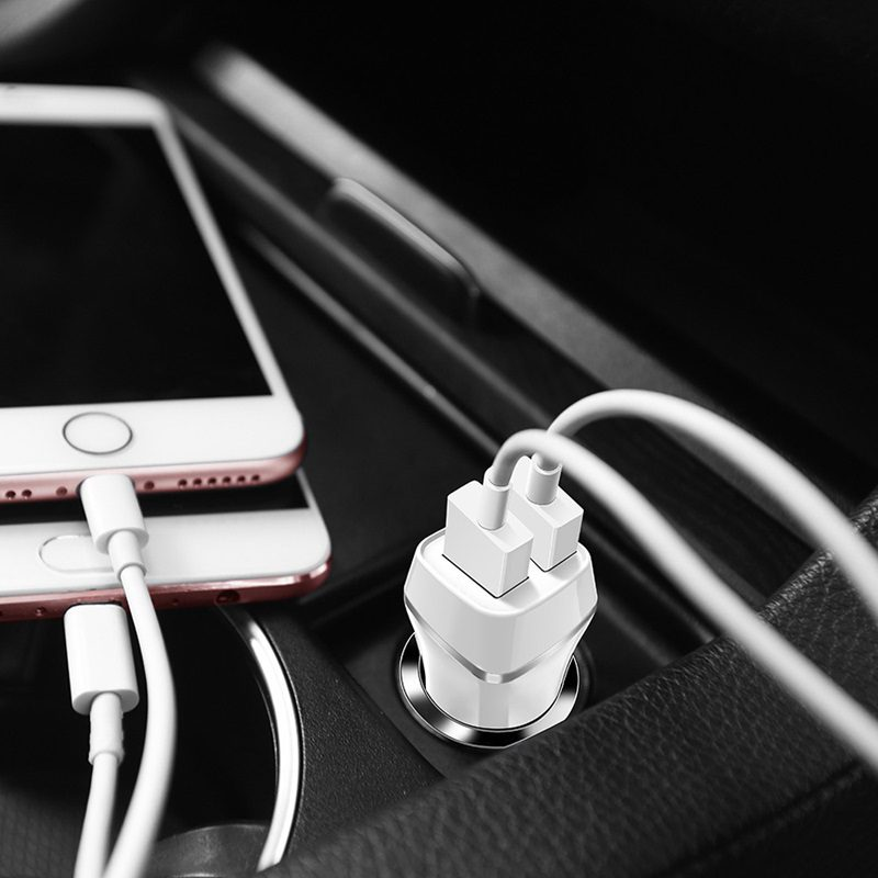 In-car charger BZ2 Joyroad set with cable
