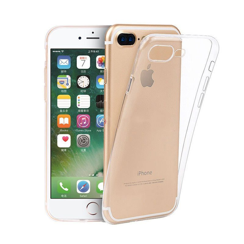 Protective case BI1 iCrystal for iPhone 7 8 Plus