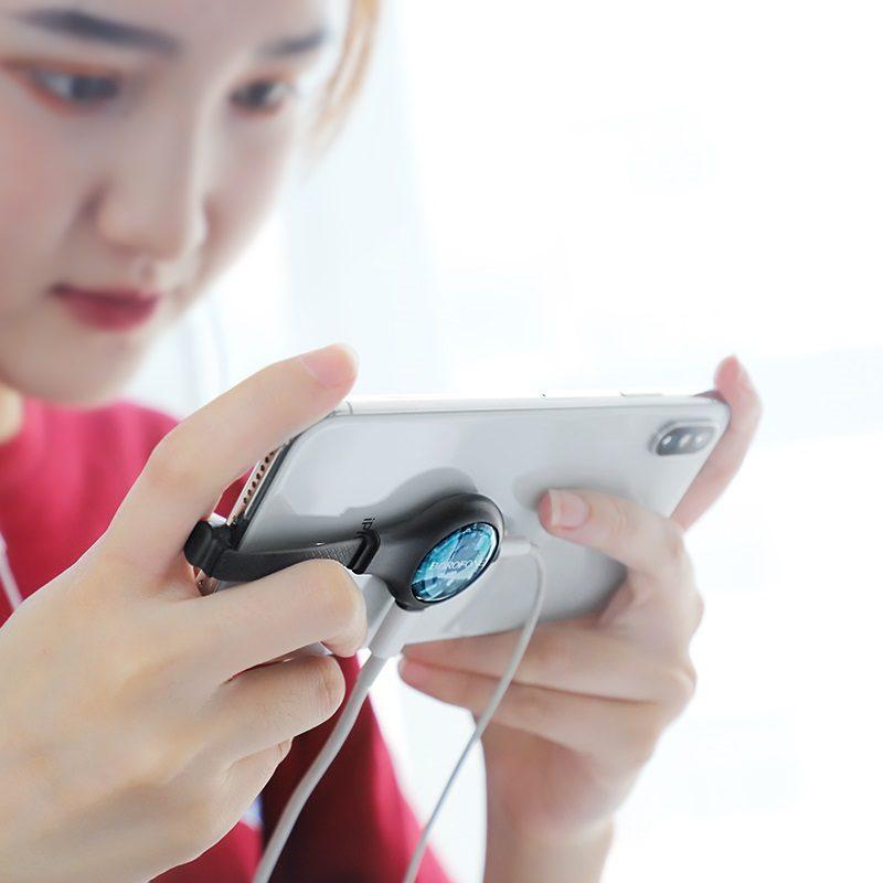 borofone bv9 easy travel apple digital 3.5 audio converter women