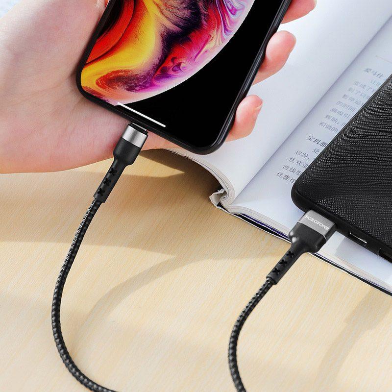 Кабель USB на Lightning BX34 Advantage
