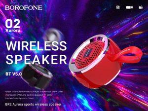 BOROFONE BR2 Aurora wireless speaker