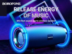 BOROFONE BR3 Rich sound wireless speakers