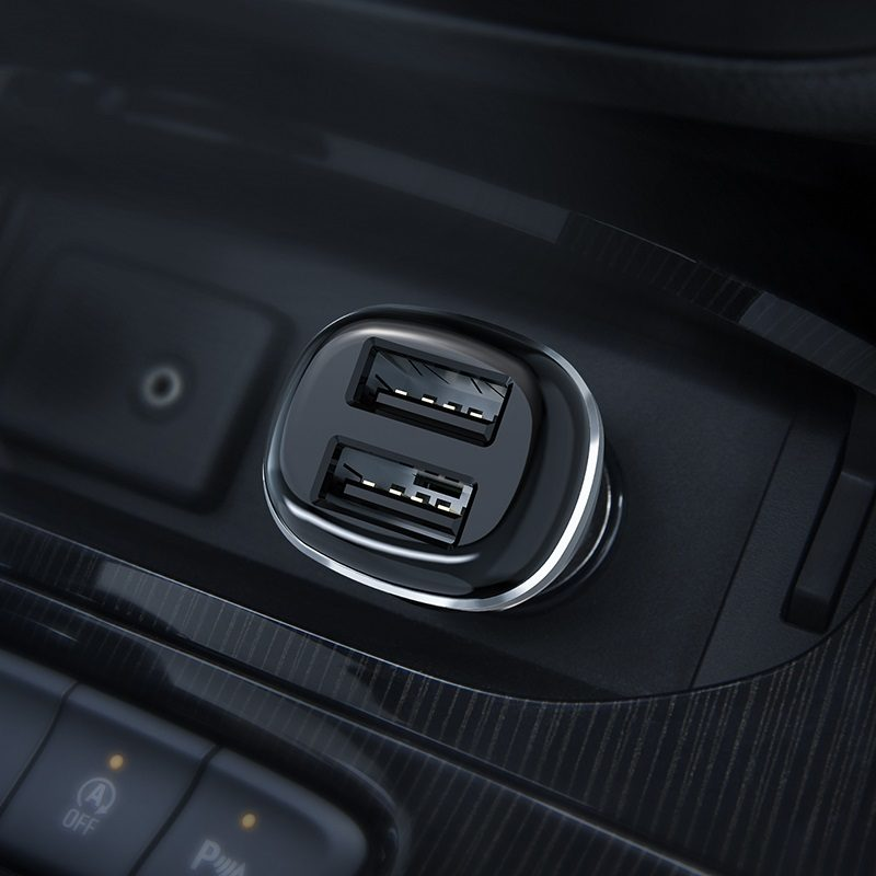In-car charger BZ13 Extreme set with cable