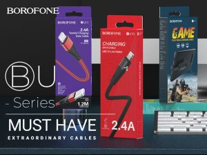 BOROFONE U Series cables collection