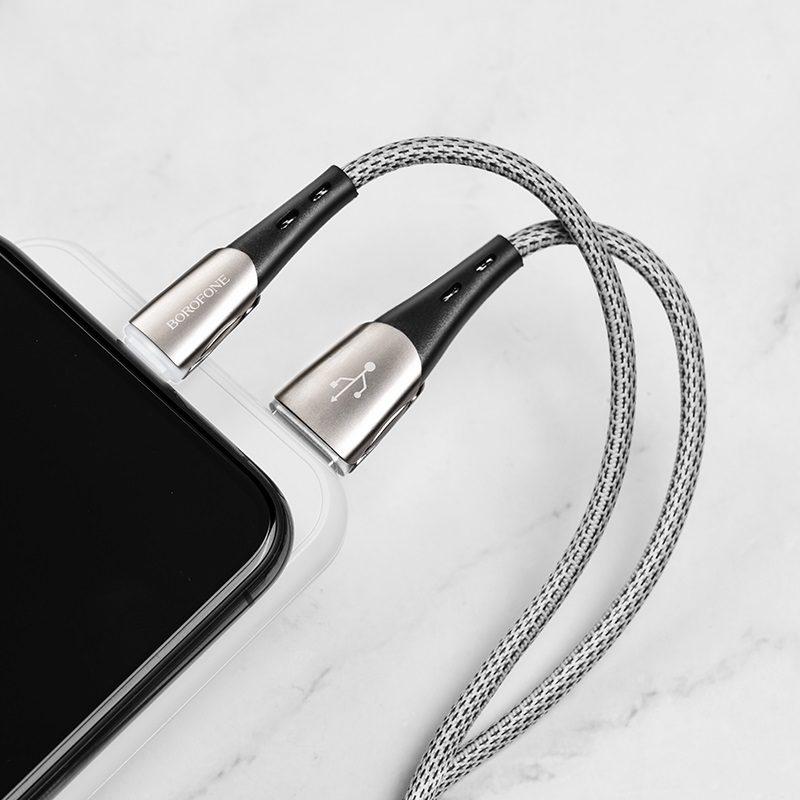 Кабель USB на Lightning BU15 Superior