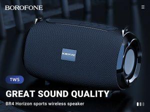 BOROFONE BR4 Horizon wireless speakers