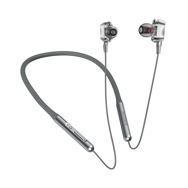 Wireless earphones BE31 Peppy double dynamic