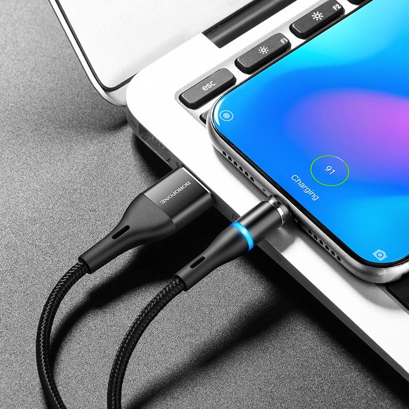 Cable USB to USB-C BU16 Skill magnetic