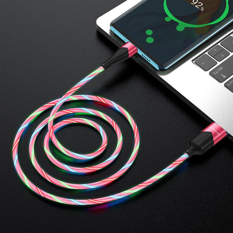 Cable USB to USB-C BU19 Streamer