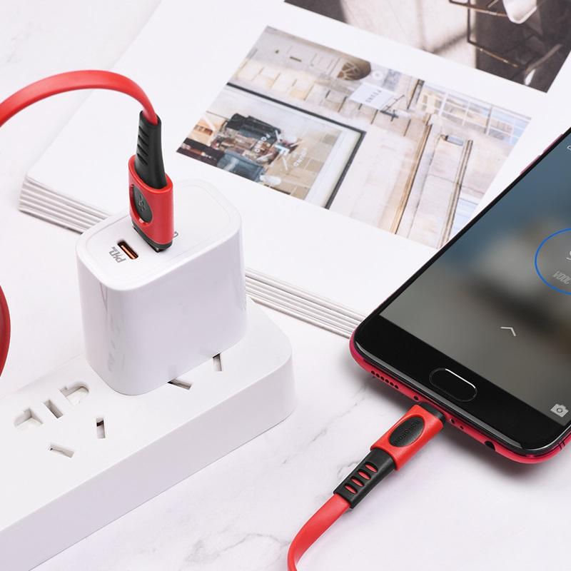 Cable USB to Micro-USB BX35 Carib