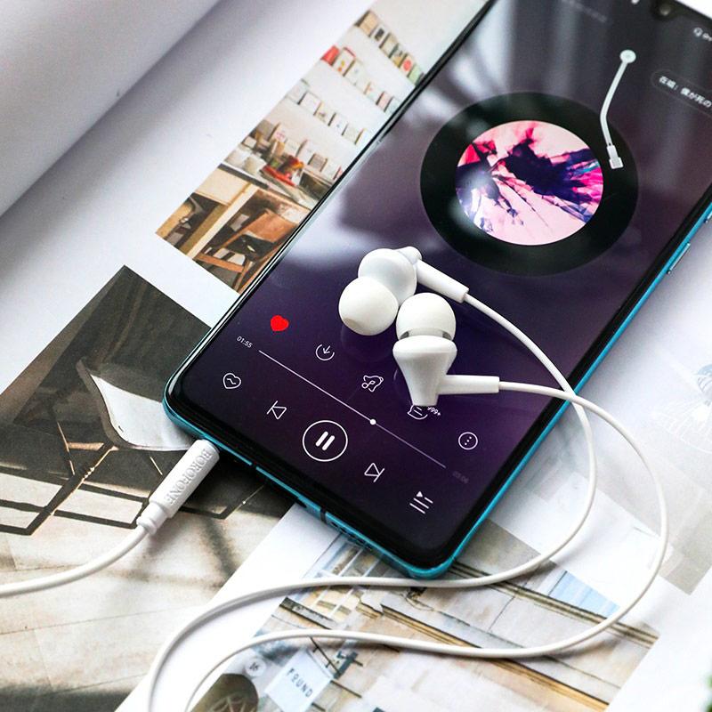 Wired earphones BM49 Player