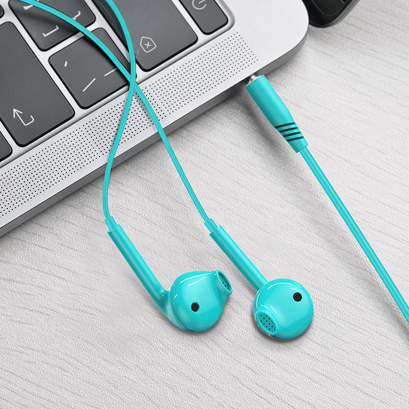 Wired earphones BM50 Music flow canned package