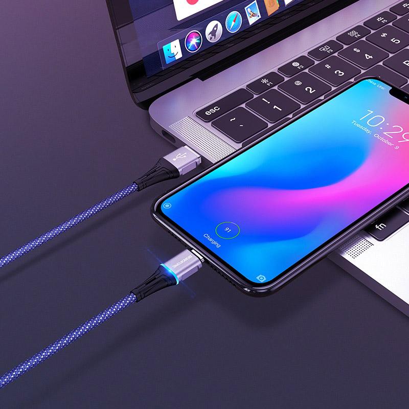 Cable USB to USB-C BU25 Glory