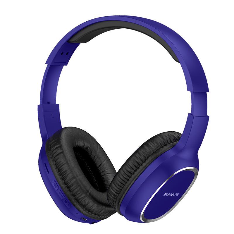 borofone bo9 pearl wireless headphones adjustable
