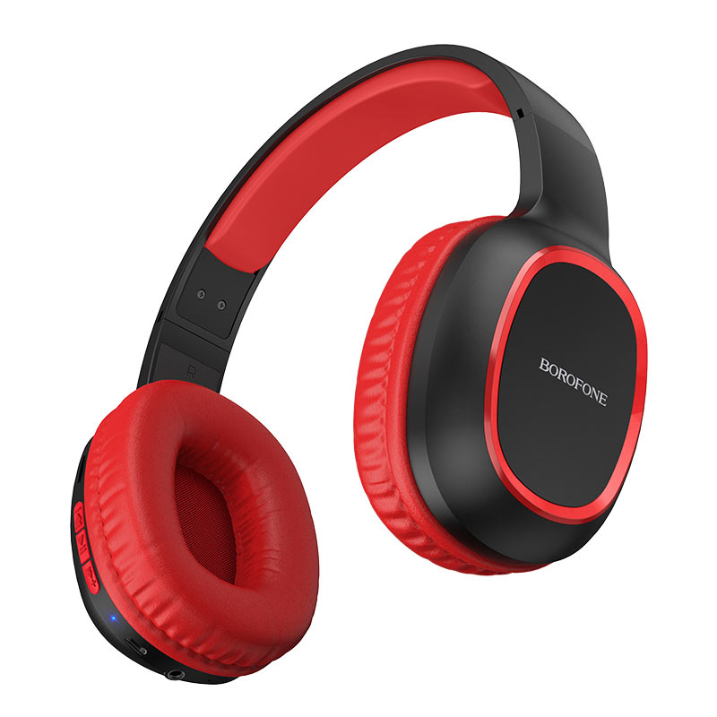 borofone bo9 pearl wireless headphones headband