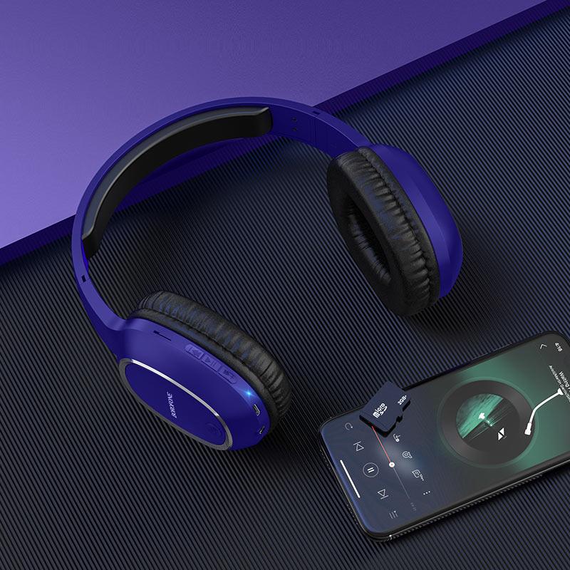 Wireless headphones BO9 Pearl