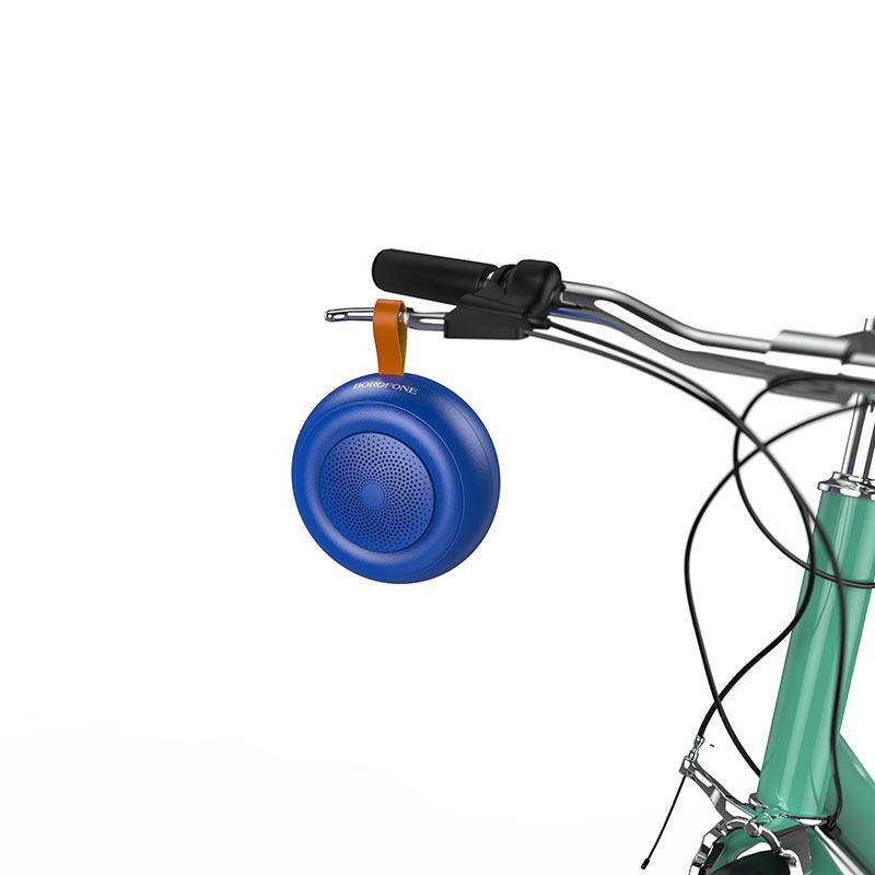 borofone br10 joyful shine sports wireless speaker bike