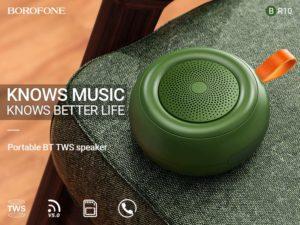 BOROFONE BR10 Joyful shine wireless speaker