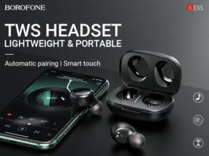 BOROFONE BE35 Agreeable voice TWS headset