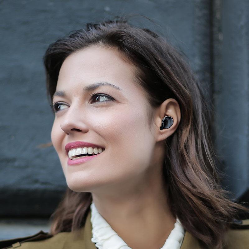 borofone be35 agreeable voice tws wireless headset mini