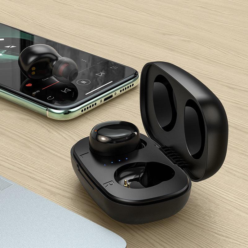 borofone be35 agreeable voice tws wireless headset portable