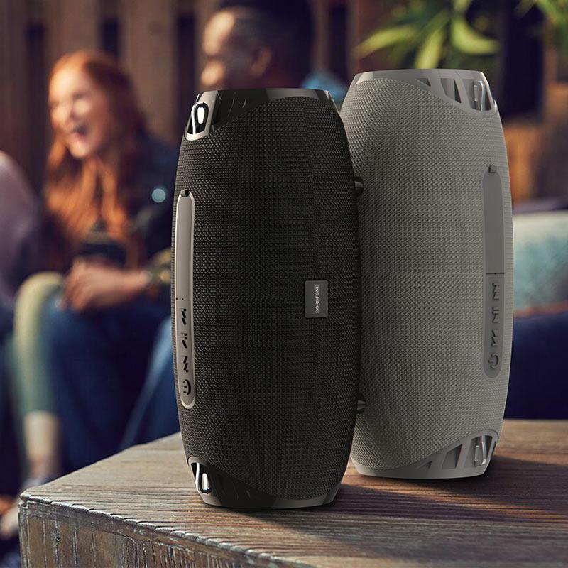 borofone br12 amplio sports wireless speaker party