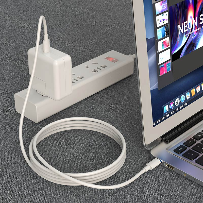 Cable USB-C to USB-C BX44 High-energy 100W