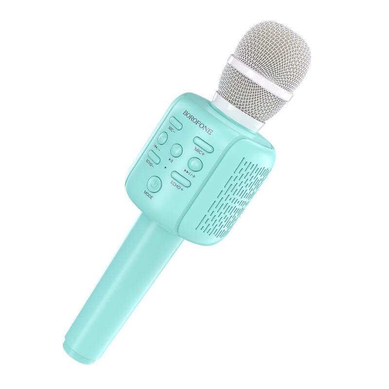 borofone bf1 rhyme karaoke microphone