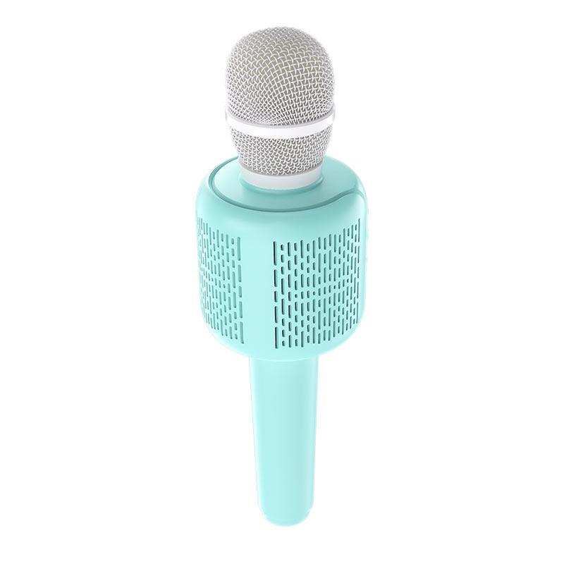 borofone bf1 rhyme karaoke microphone bt