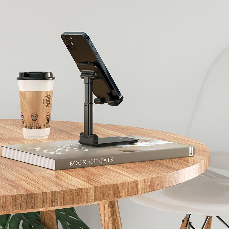 borofone bh42 star folding desktop stand vertically